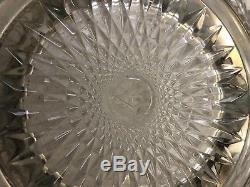 Antique Heisey 14 Punch Bowl