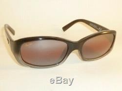 Brand New Authentic MAUI JIM PUNCHBOWL Sunglasses R219-01 Polarized Rose Lenses