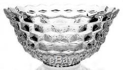 Fostoria AMERICAN CLEAR 14 Punch Bowl 143817
