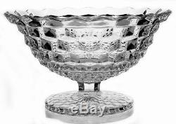 Fostoria AMERICAN CLEAR Tom & Jerry Punch Bowl 143990