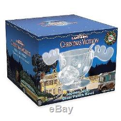 ICUP National Lampoon's Christmas Vacation Moose Punch Bowl