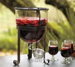 Pottery Barn Punch Bowl-sangria
