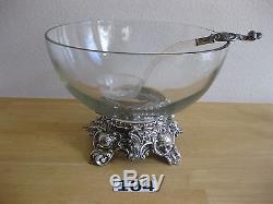 Pitman punch bowl
