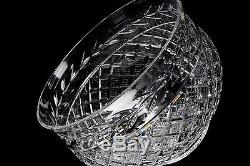 Waterford Crystal Glandore Punch Bowl