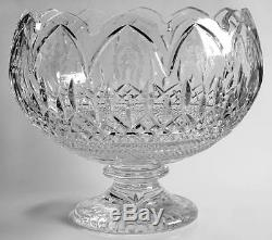 Waterford LISMORE TWELVE DAYS OF CHRISTMAS Punch Bowl 10630188